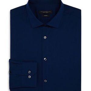 John Varvatos Signature Tailored Dress Shirt